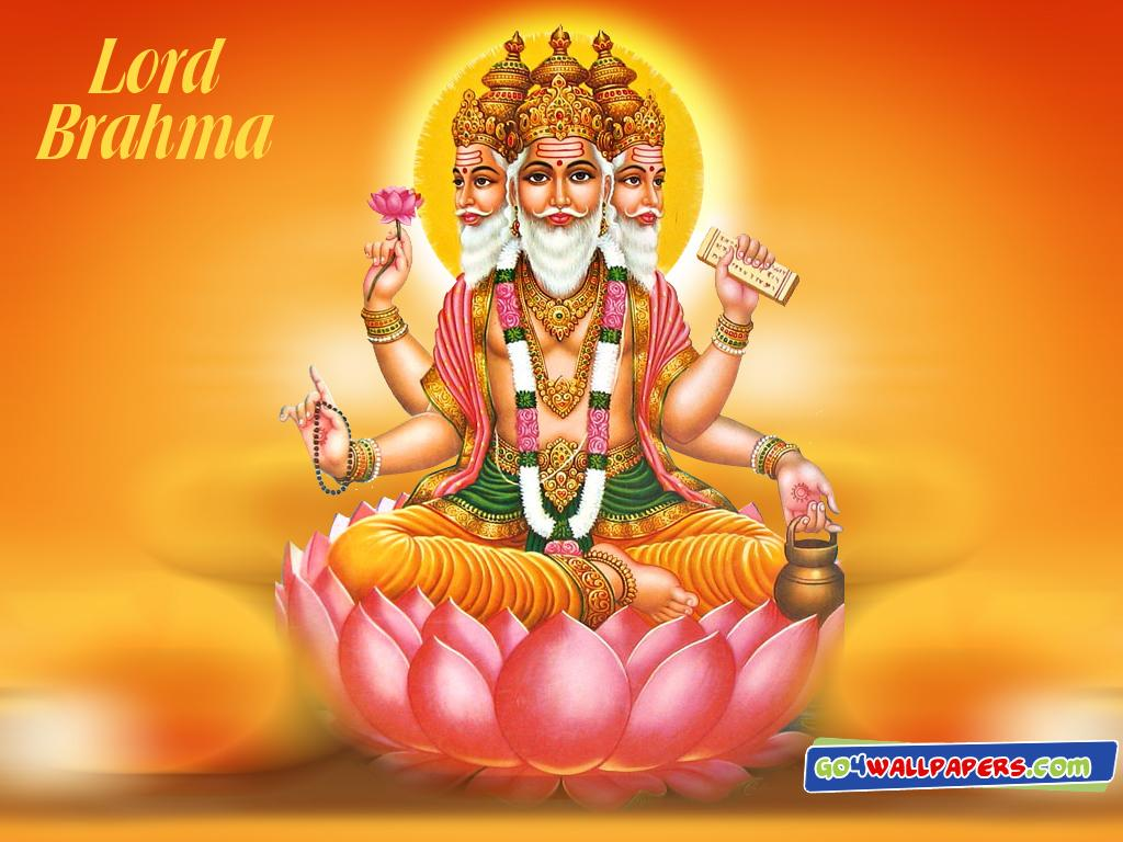 Lord Brahma HINDU GOD WALLPAPERS FREE DOWNLOAD 1024x768
