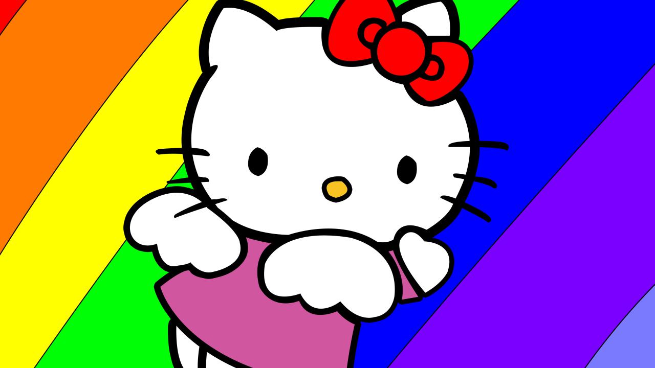 Hello Kitty a devenit ghid turistic pentru Japonia 1280x720