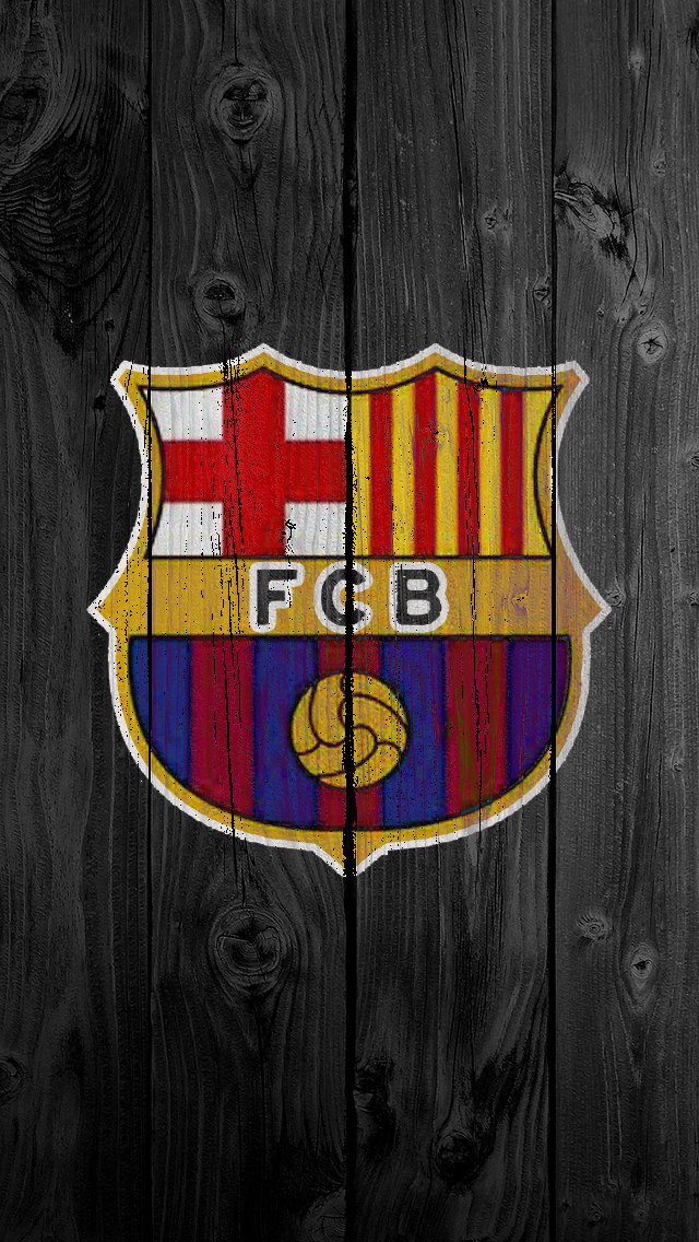 Barcelona team logo iPhone 5 wallpapers Background and Wallpapers 640x1136
