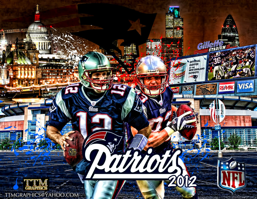 new england patriots wallpaper by tmarried customization wallpaper 1024x791
