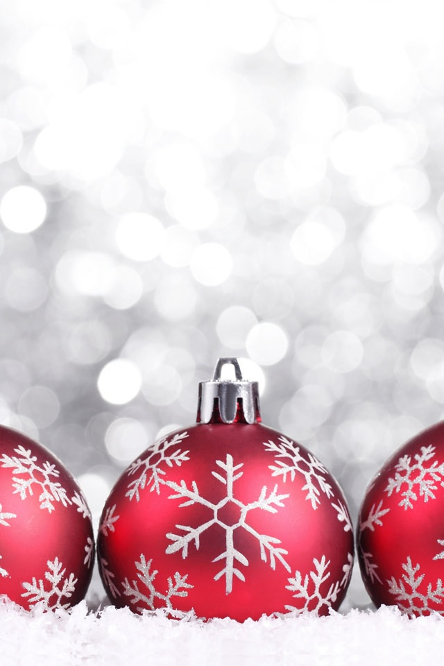 53 CHRISTMAS IPHONE WALLPAPERS TO DOWNLOAD WITHOUT COST 640x960