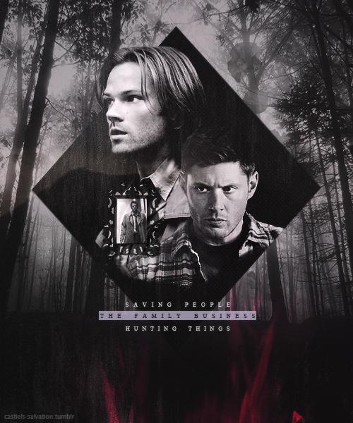 Supernatural Wallpaper Dean Sam Castiel - WallpaperSafari