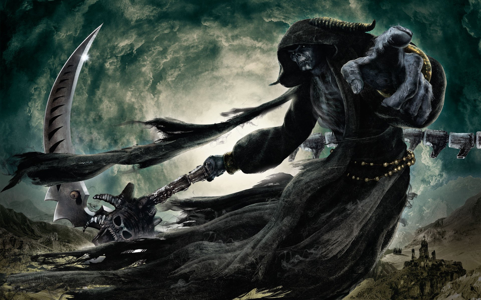 Download Grim Reaper Wallpapers Pictures Photos and Backgrounds 1920x1200