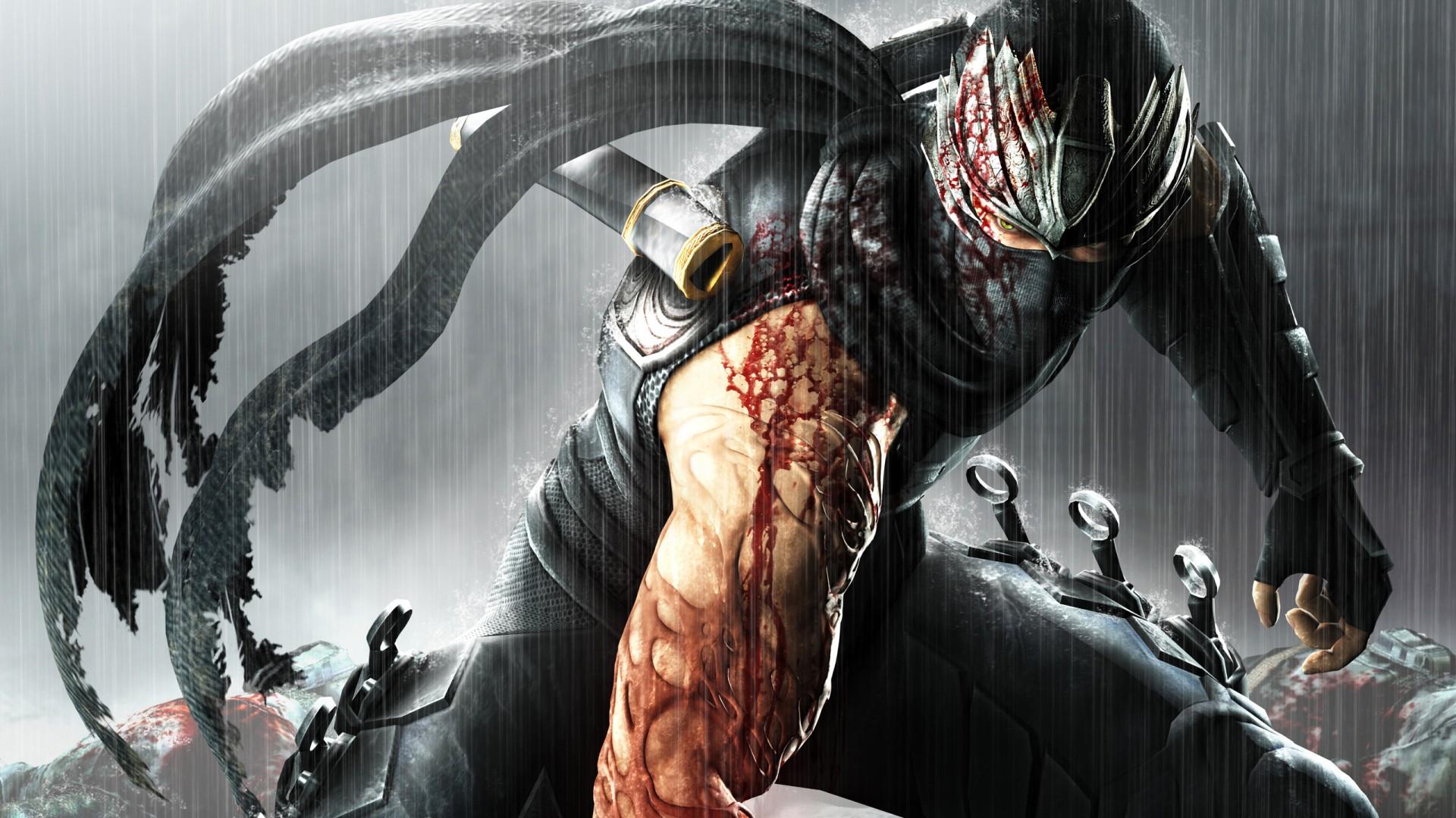 Hd wallpaper games - Ninja Gaiden Game Hd Wallpaperwelcome To Starchop