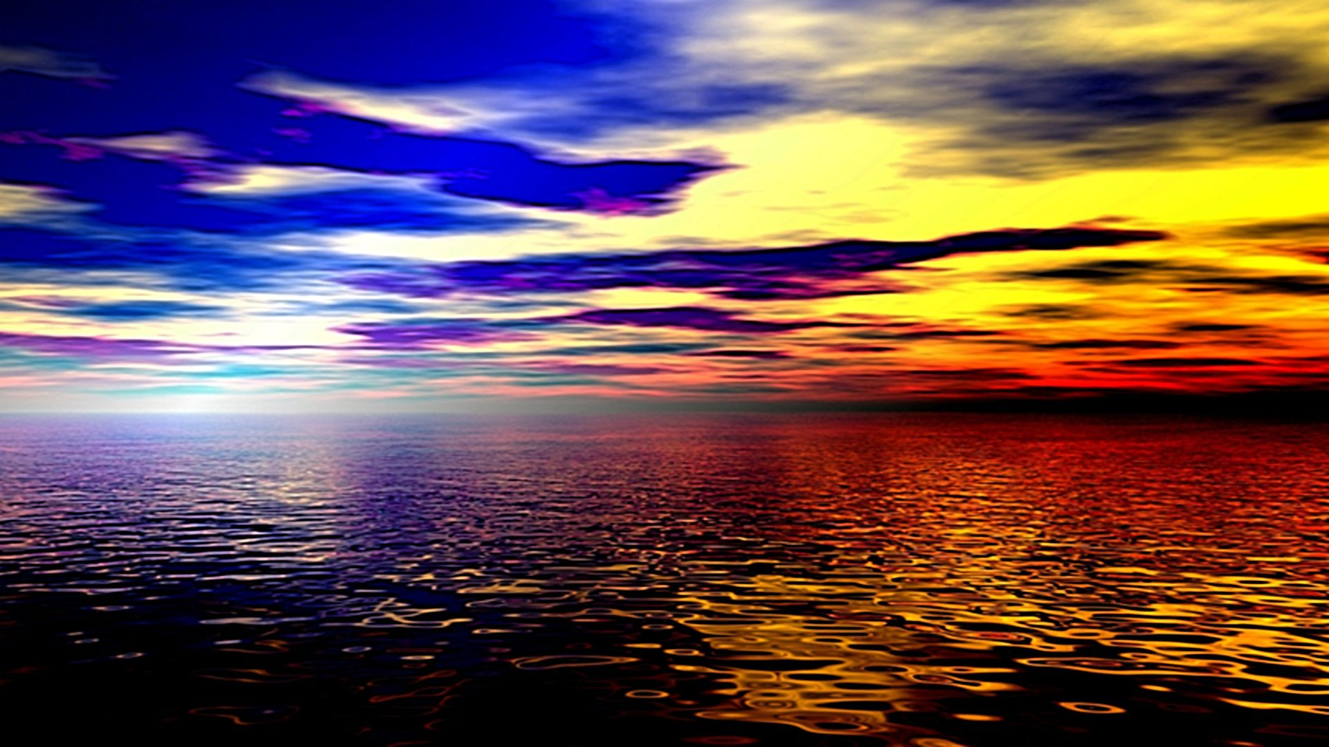 Cool Sunset Backgrounds