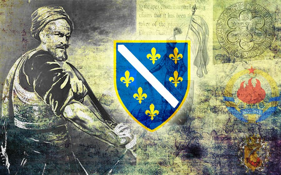 Bosnian history wallpaper by ConvictedZe 900x563