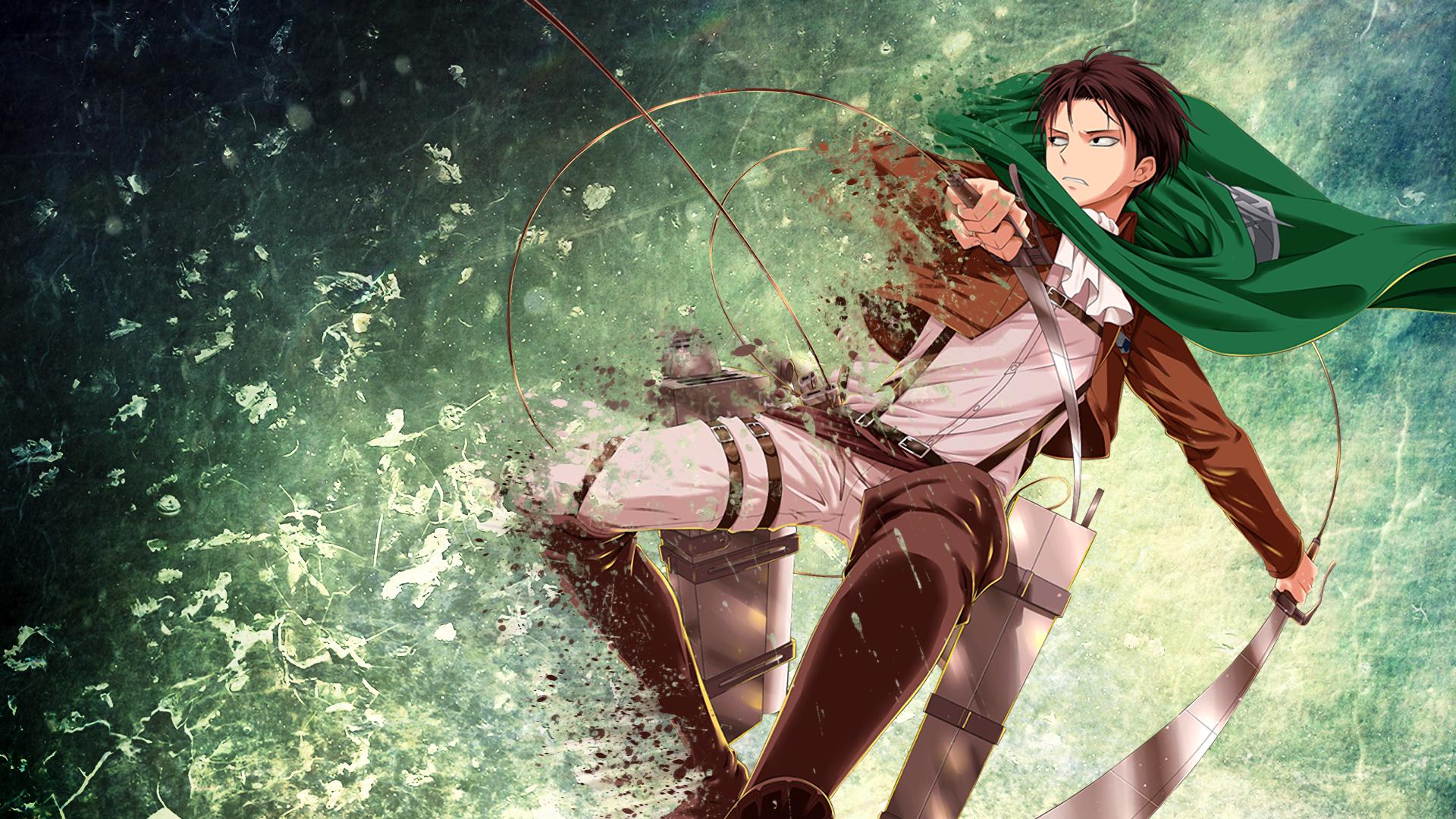 Free Download Anime Attack On Titan Levi Ackerman Wallpaper Attack On Titan 1920x1080 For Your Desktop Mobile Tablet Explore 38 Corporal Wallpaper Corporal Wallpaper