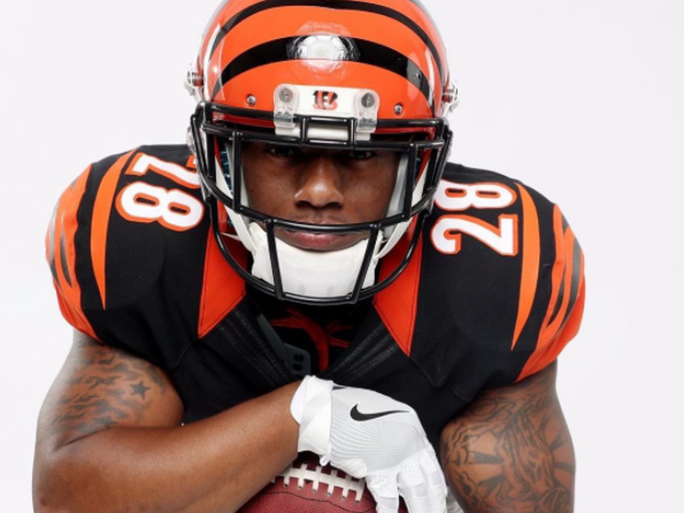 Getting to know the social side of Bengals rookie RB Joe Mixon 1400x1050