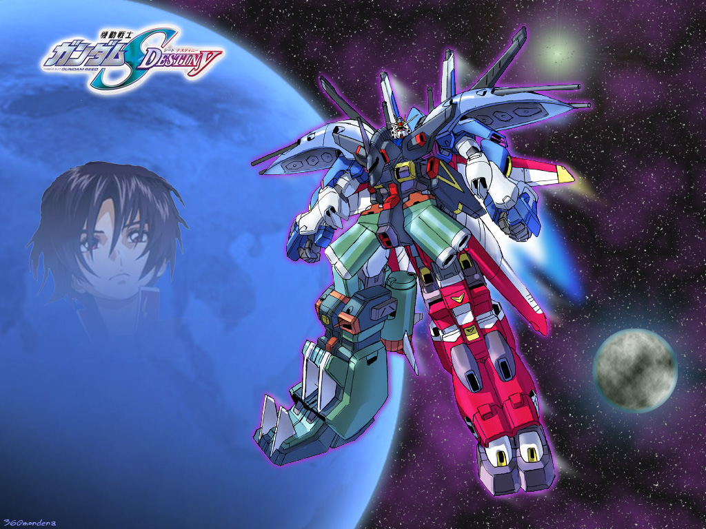 Pics Photos   Gundam Seed Wallpaper 1024x768
