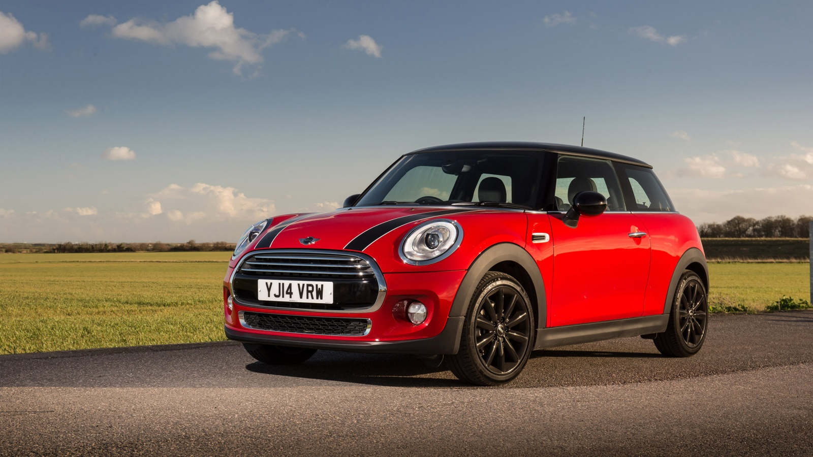 2014 Mini Cooper D Wallpaper HD Car Wallpapers 1600x900
