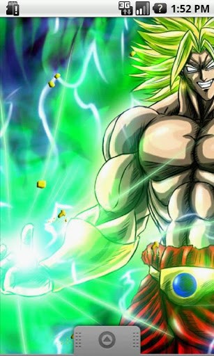 Free download live wallpaper is made for DBZ fans Will be ...
