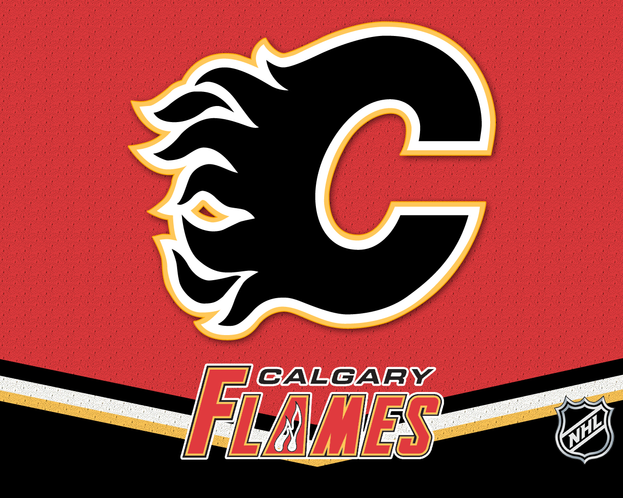 Pics Photos   Calgary Flames Hd Wallpaper 1280x1024