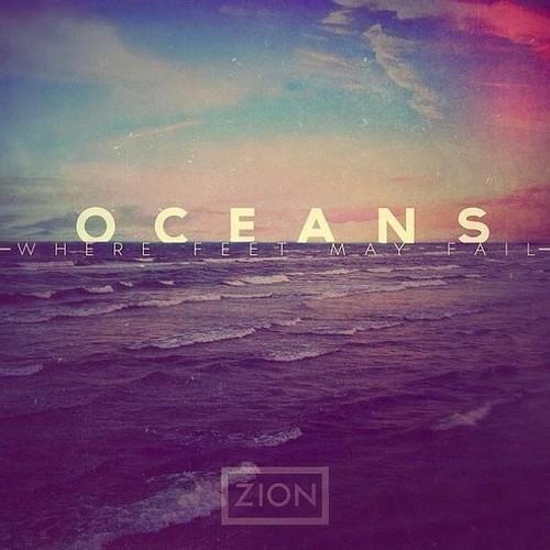 Oceans Hillsong Wallpaper