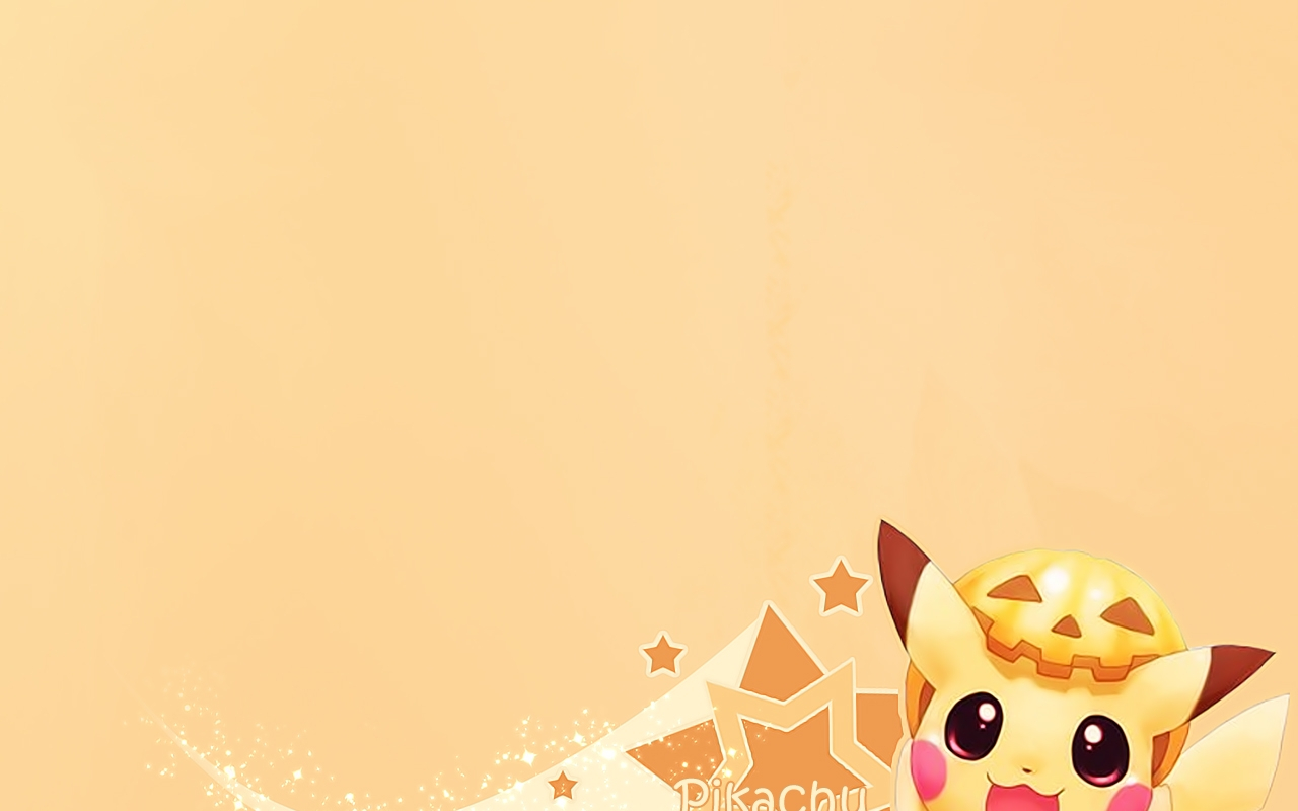 Cute Pikachu Wallpapers HD 2560x1600