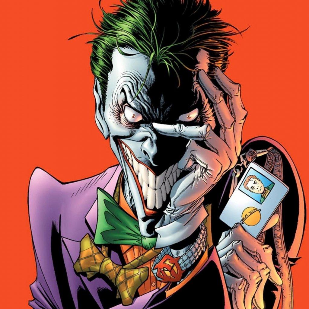 Batman Comic Cover Joker 13360 Hd Wallpapers Background in Movies 1024x1024