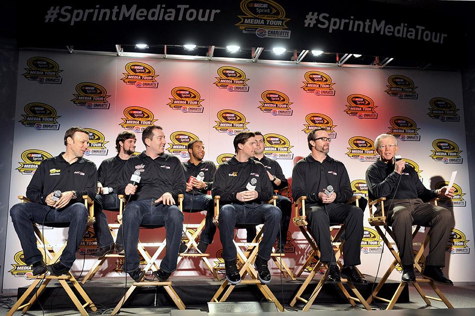 Media Day Precedes an Exciting 2014 Season 960x638