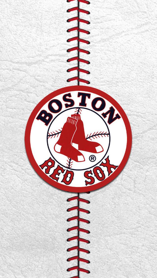 iPhone 5 Wallpaper Sports boston redsox 640x1136
