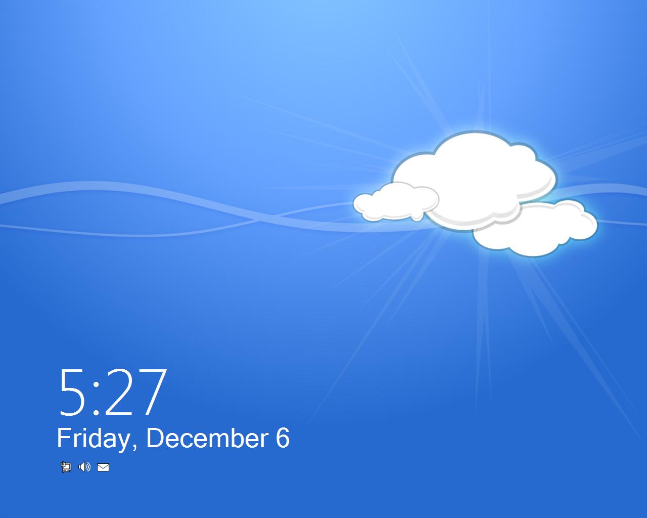 Add a Second Lock Screen to Windows 7 1280x1024