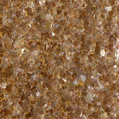 Bronze Mica Chips textured metallic paper backed wallpaper say that 500x500