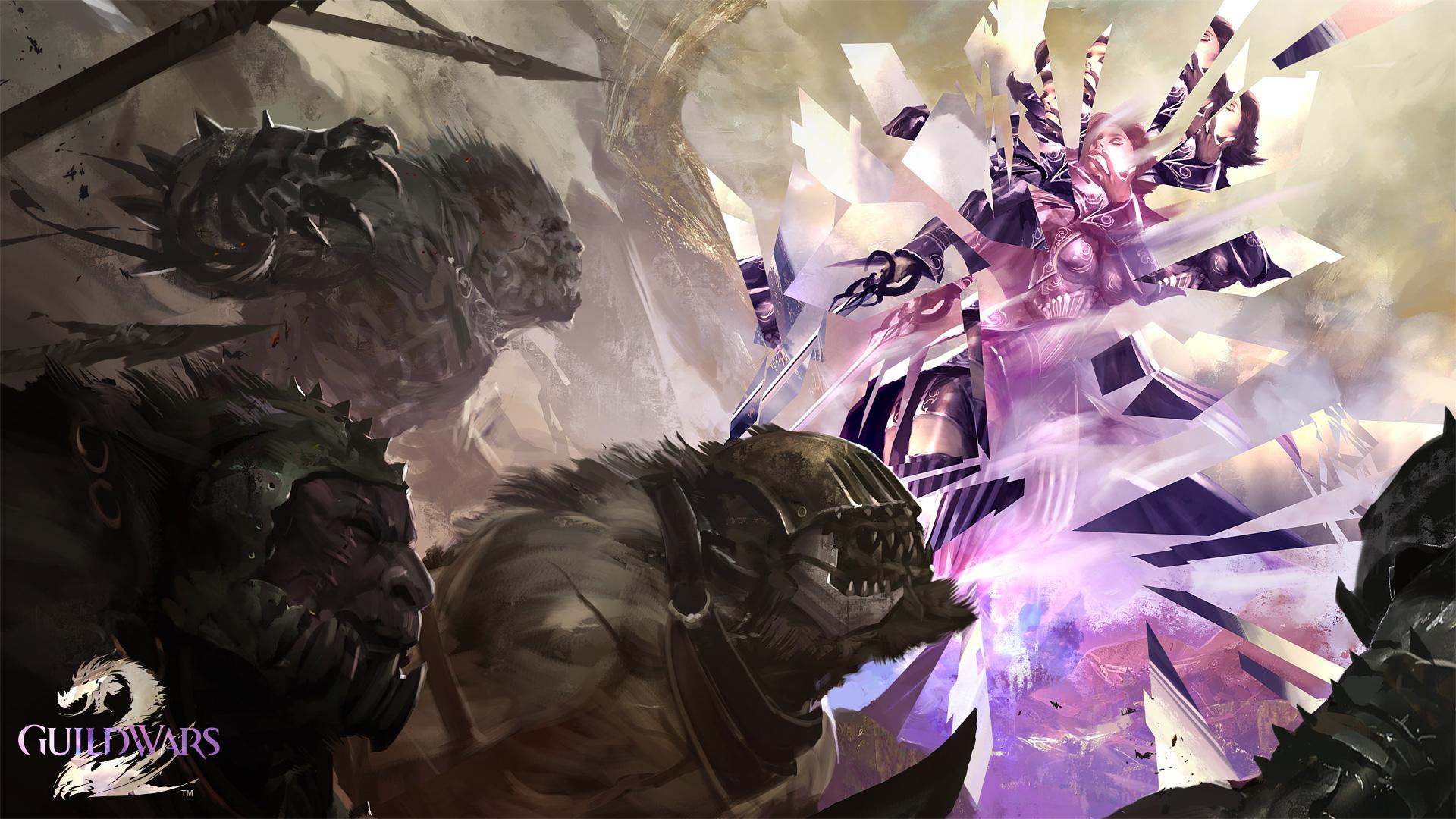 50 Guild Wars 2 Wallpaper 1080p On Wallpapersafari