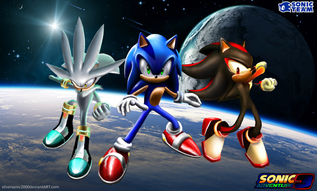 Free download Sonic Adventure 3 Wallpaper Sonic Adventure 3 by