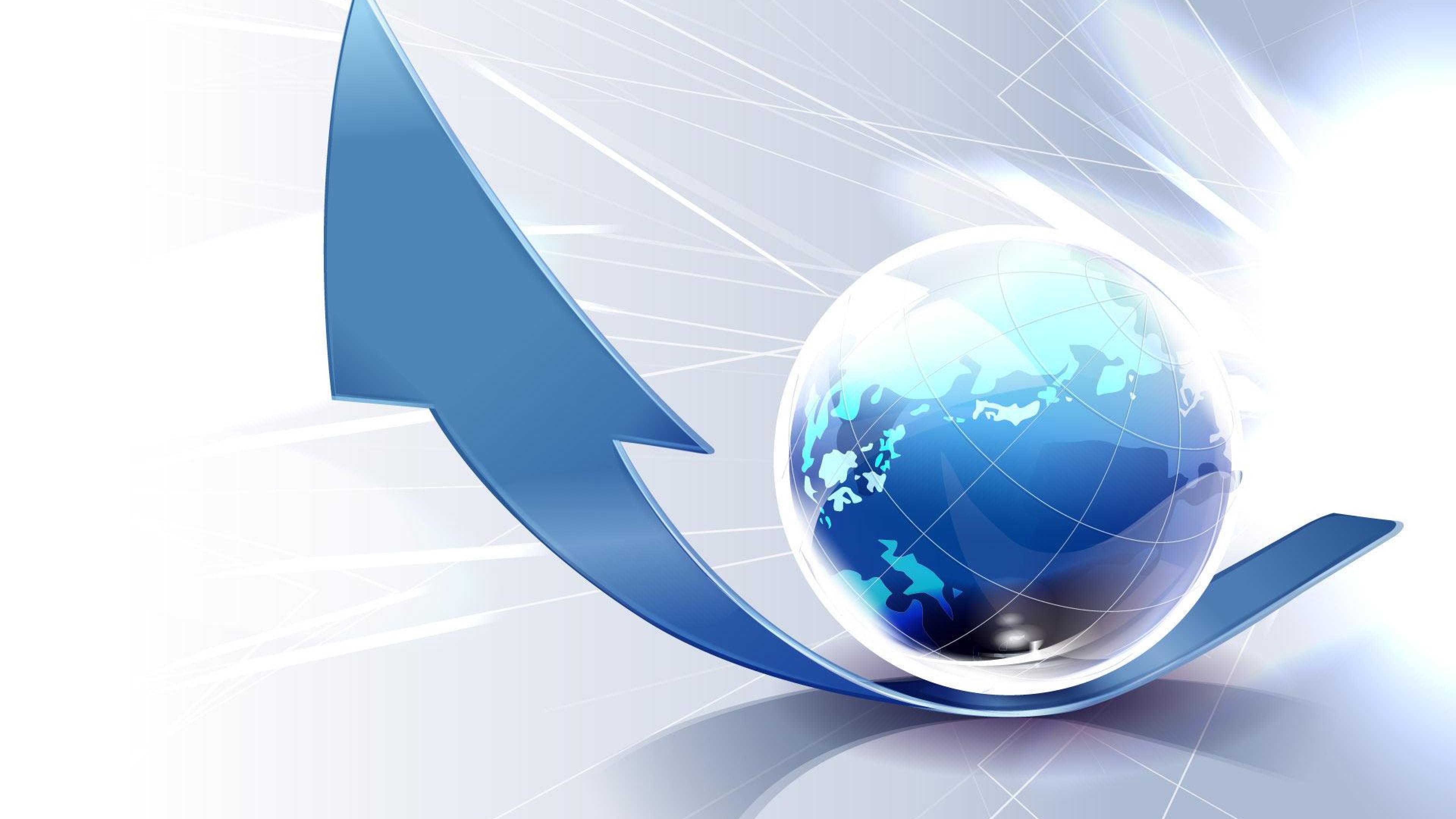 74 globe wallpaper on wallpapersafari - Digital world hd ...