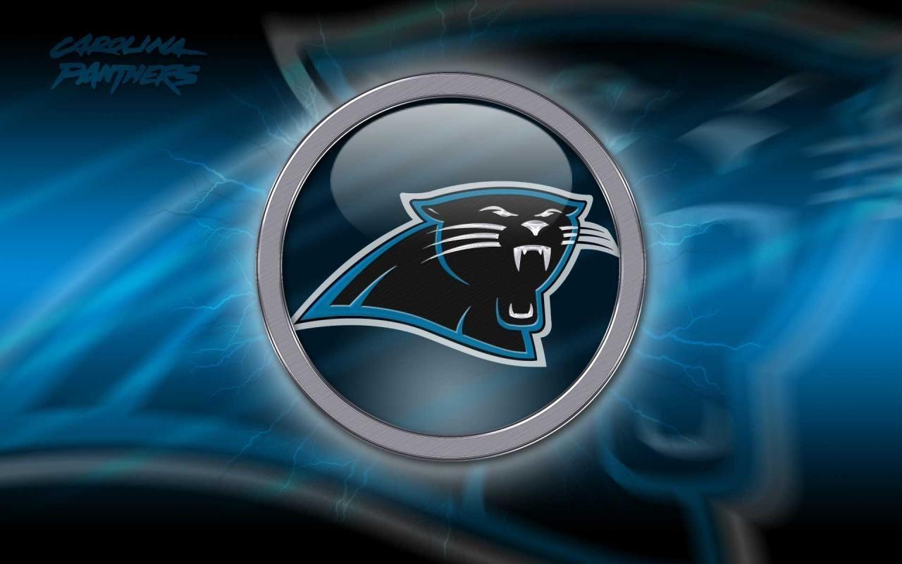 Wallpapers Backgrounds   Carolina Panthers Wallpapers 1280x800
