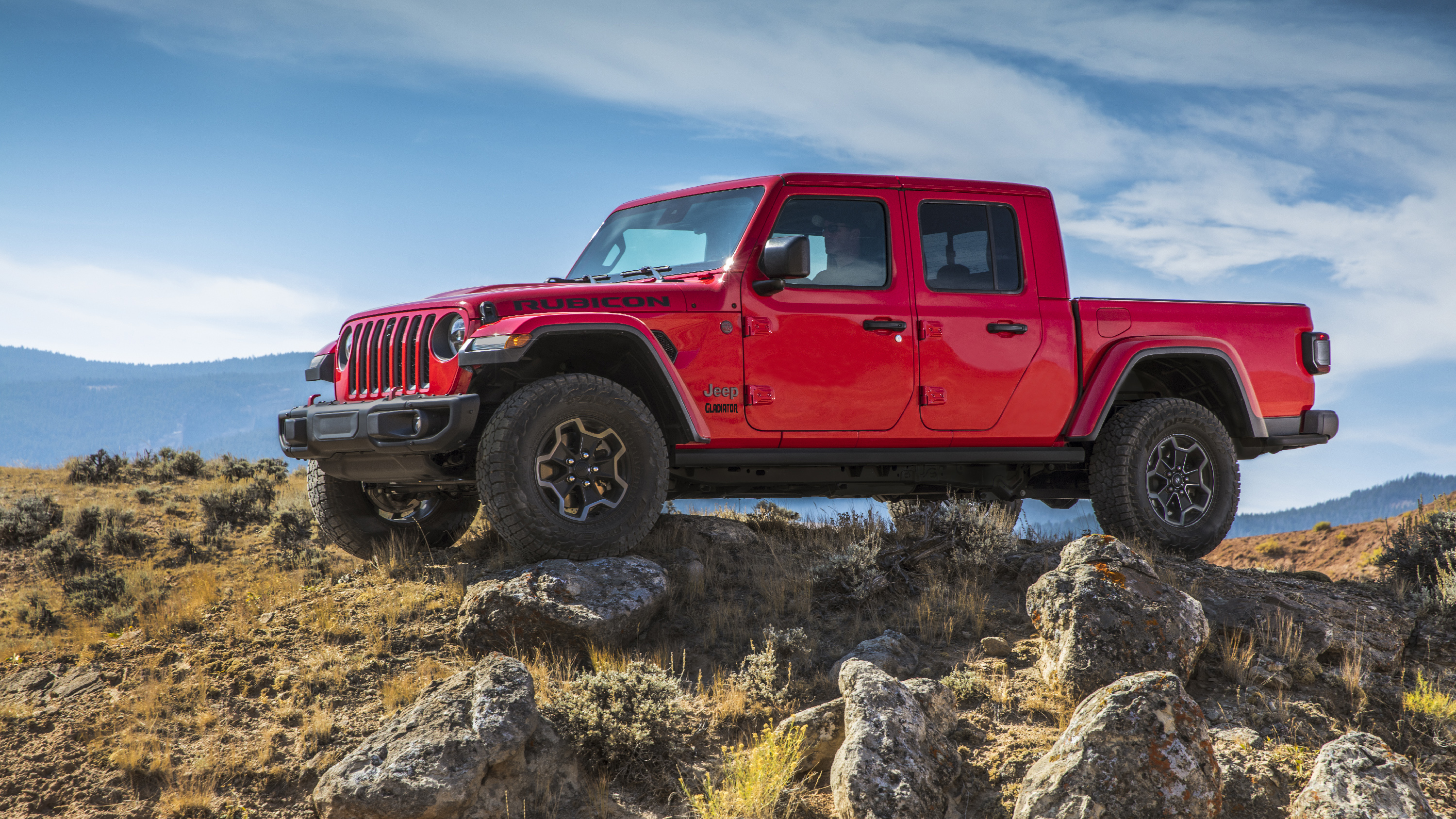 2020 Jeep Gladiator Rubicon Wallpaper HD Car Wallpapers ID 11593 3000x1688