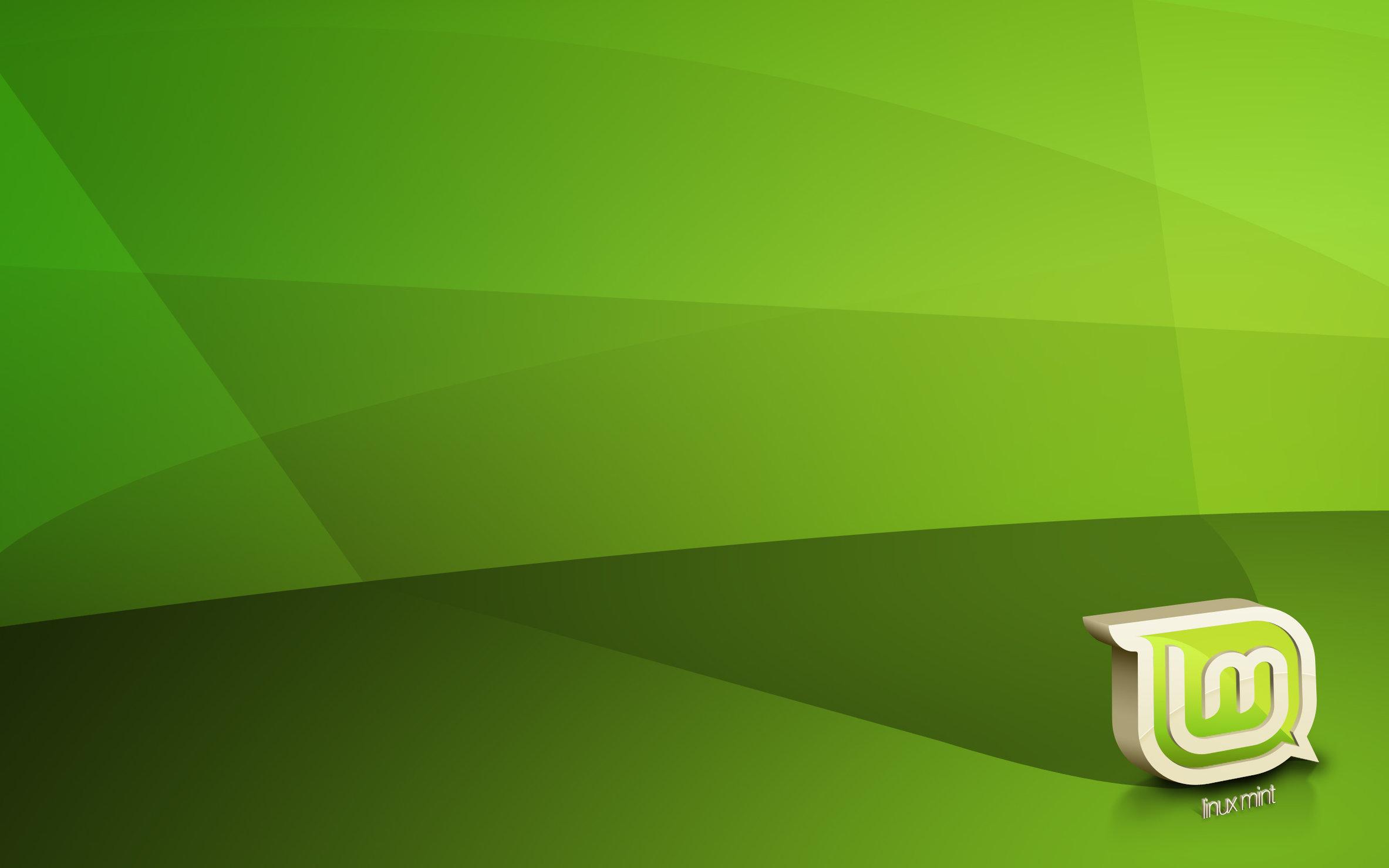 Linux Mint Wallpaper 02   Wide by deadheir 2366x1479