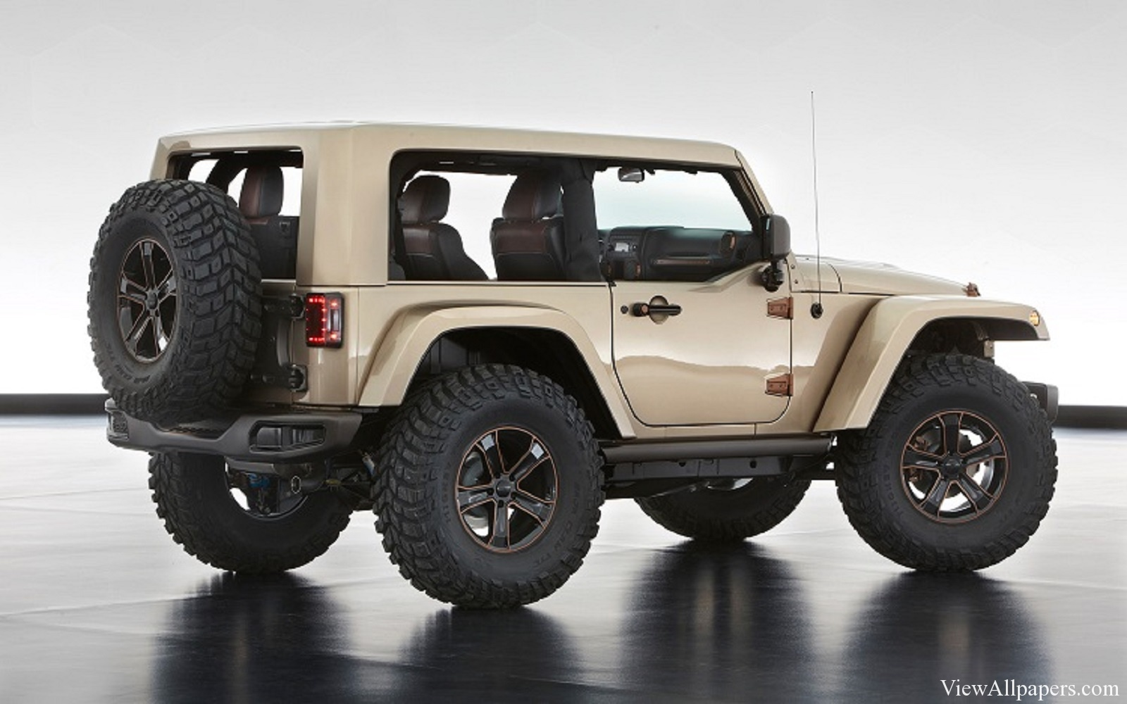 2017 Jeep Wrangler Photos High Resolution Wallpaper download 1600x1000