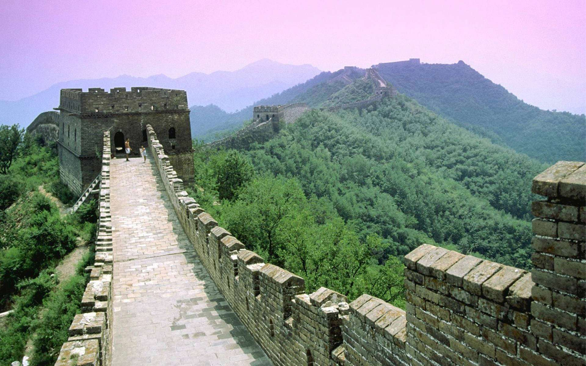 Great Wall of China Wallpapers 1920x1200