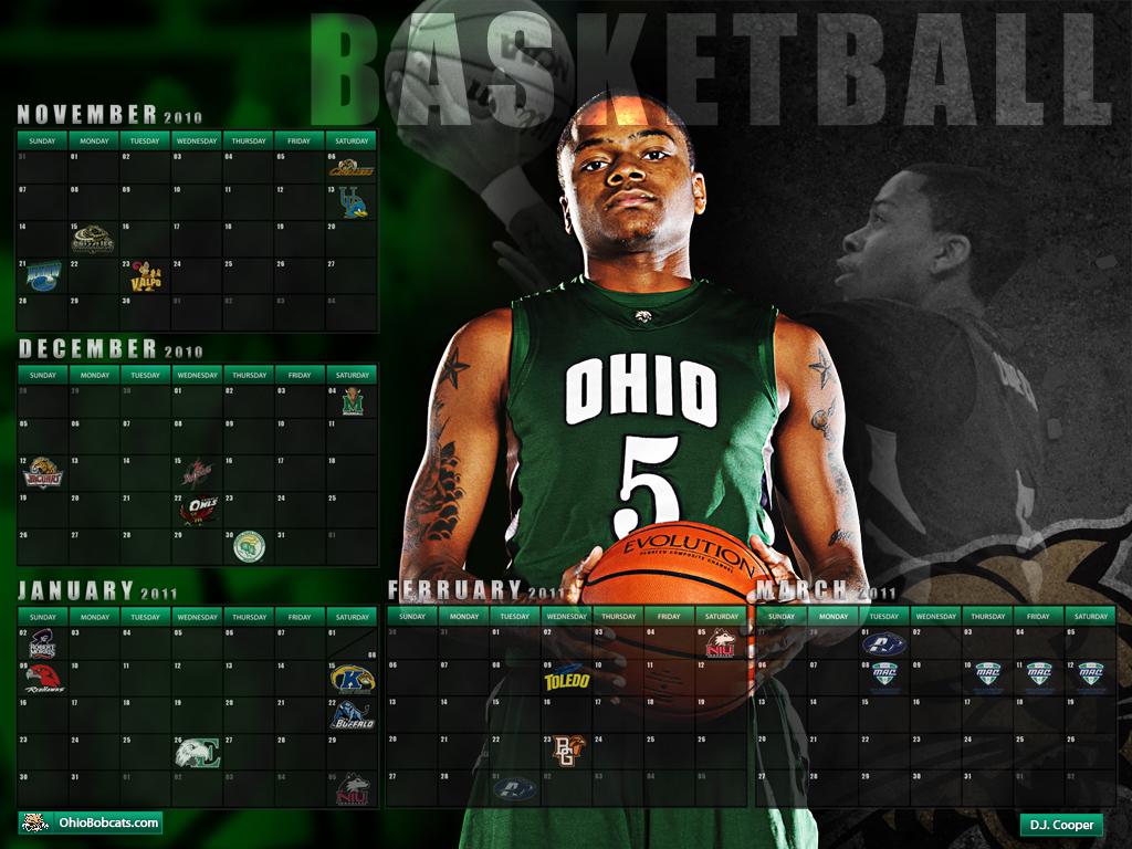 OHIOBOBCATSCOM   Ohio Official Athletic Site   Mens Basketball 1024x768