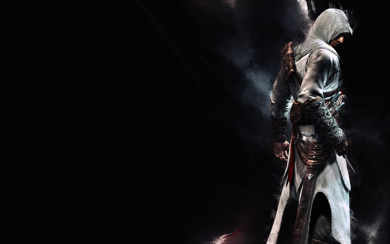 Altair   Black by knivez69 1280x800