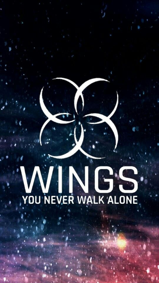 BTS WINGS YOU NEVER WALK ALONE YNWA WALLPAPER BTS 540x960