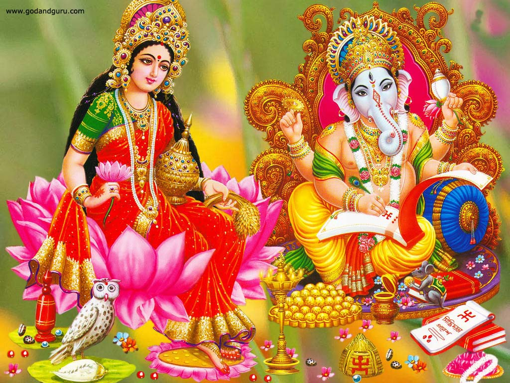 Hindu God and Goddess Wallpapers   2 Photos Galaxy   HD 1024x768