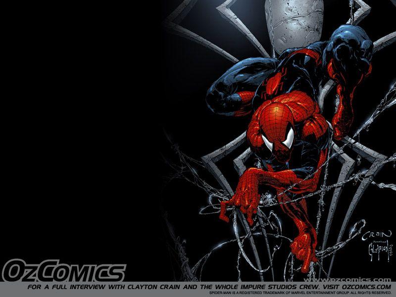 Spiderman Wallpapers 800x600