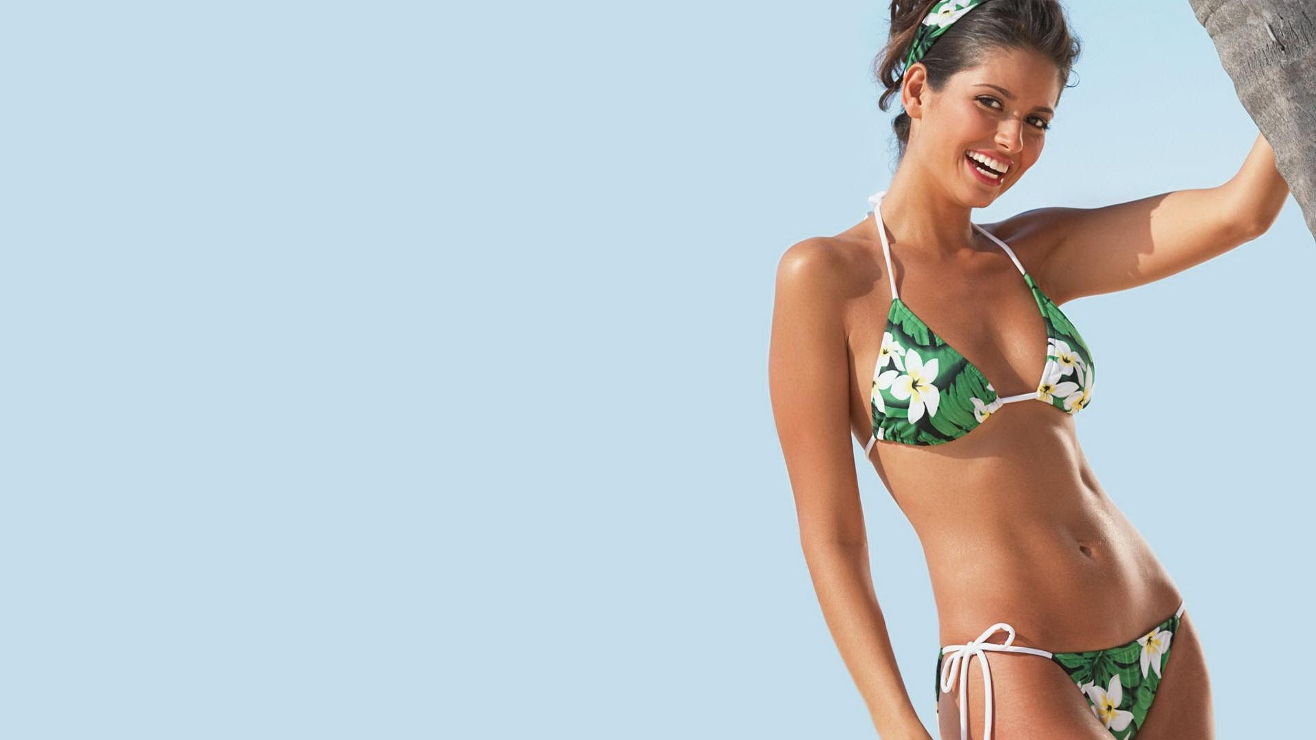Bikini Woman Desktop Wallpaper 63459 1920x1080px 1920x1080