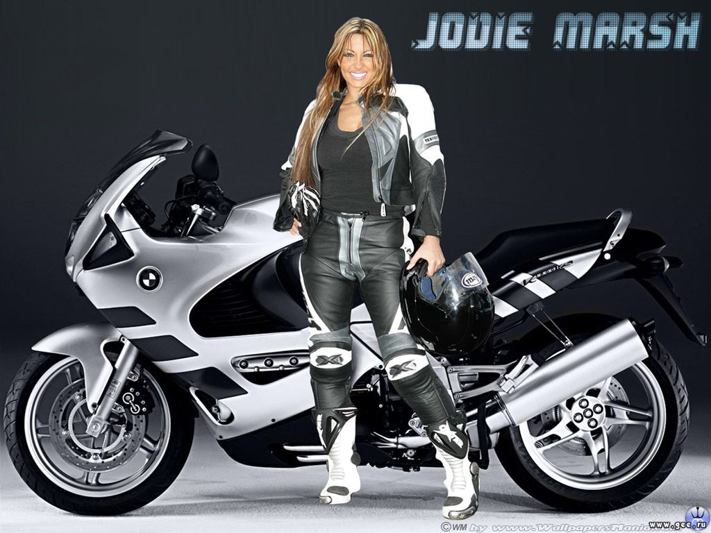 Motorcycle Girls With Girl 130837 With Resolutions 1024768 Pixel 1024x768