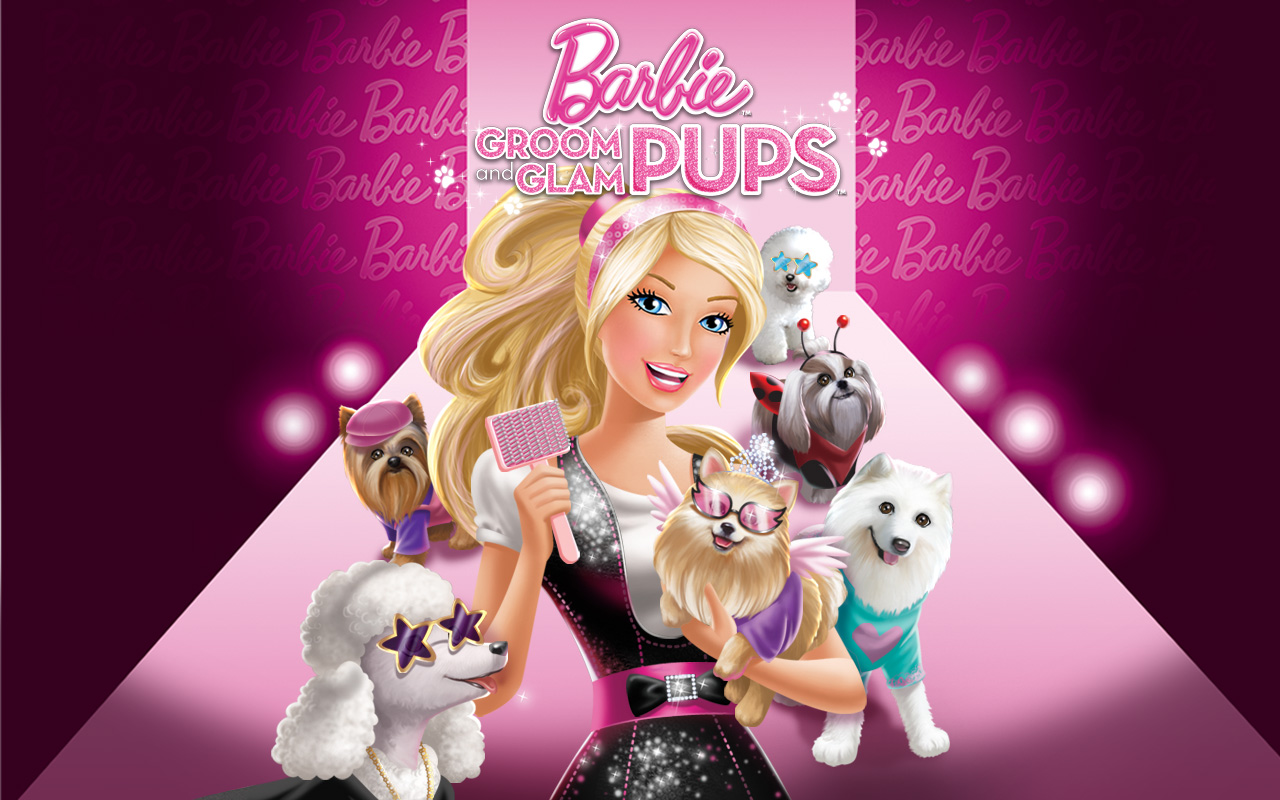 50 barbie wallpaper for computer on wallpapersafari - Barbie images for wallpaper ...