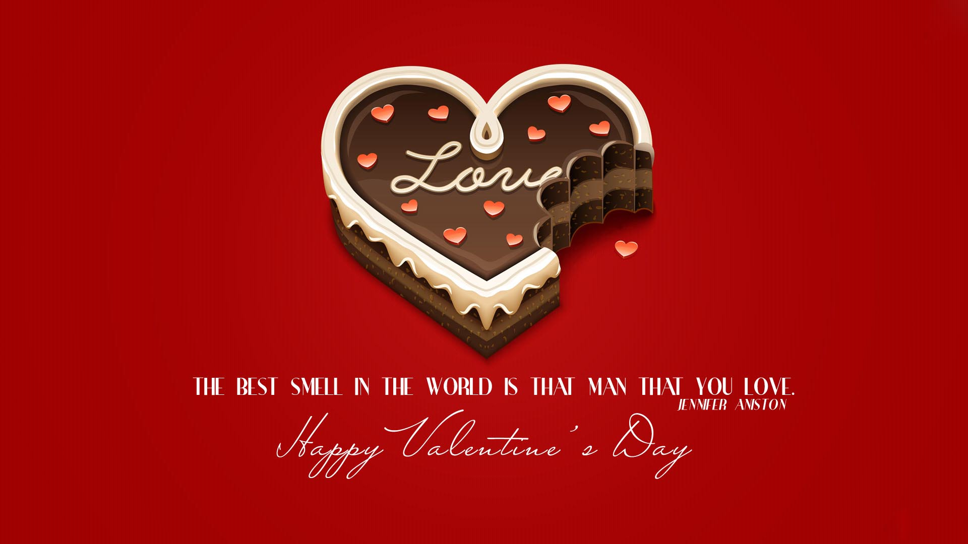 Happy Chocolate Day Valentines Day Wallpapers Hd Wallpapers 1920x1080