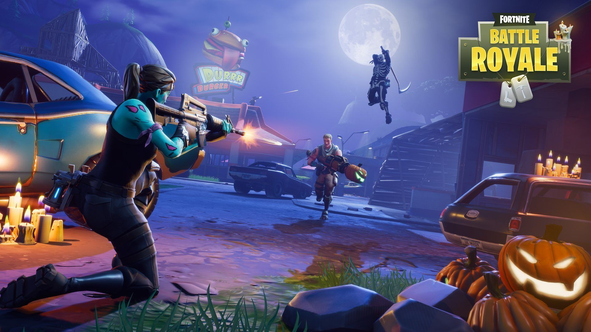 Fortnite Christmas Desktop Wallpapers   Top Fortnite 1920x1080