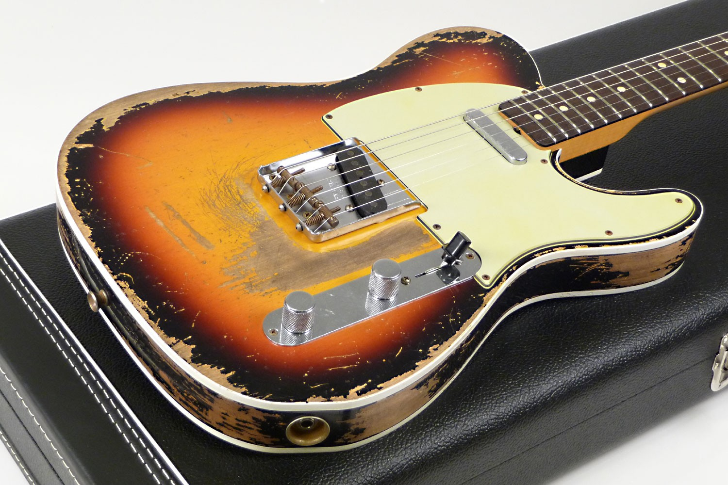 Accueil Telecaster USA Custom Shop Custom 1963 Ltd   Heavy Relic 3 1500x1000