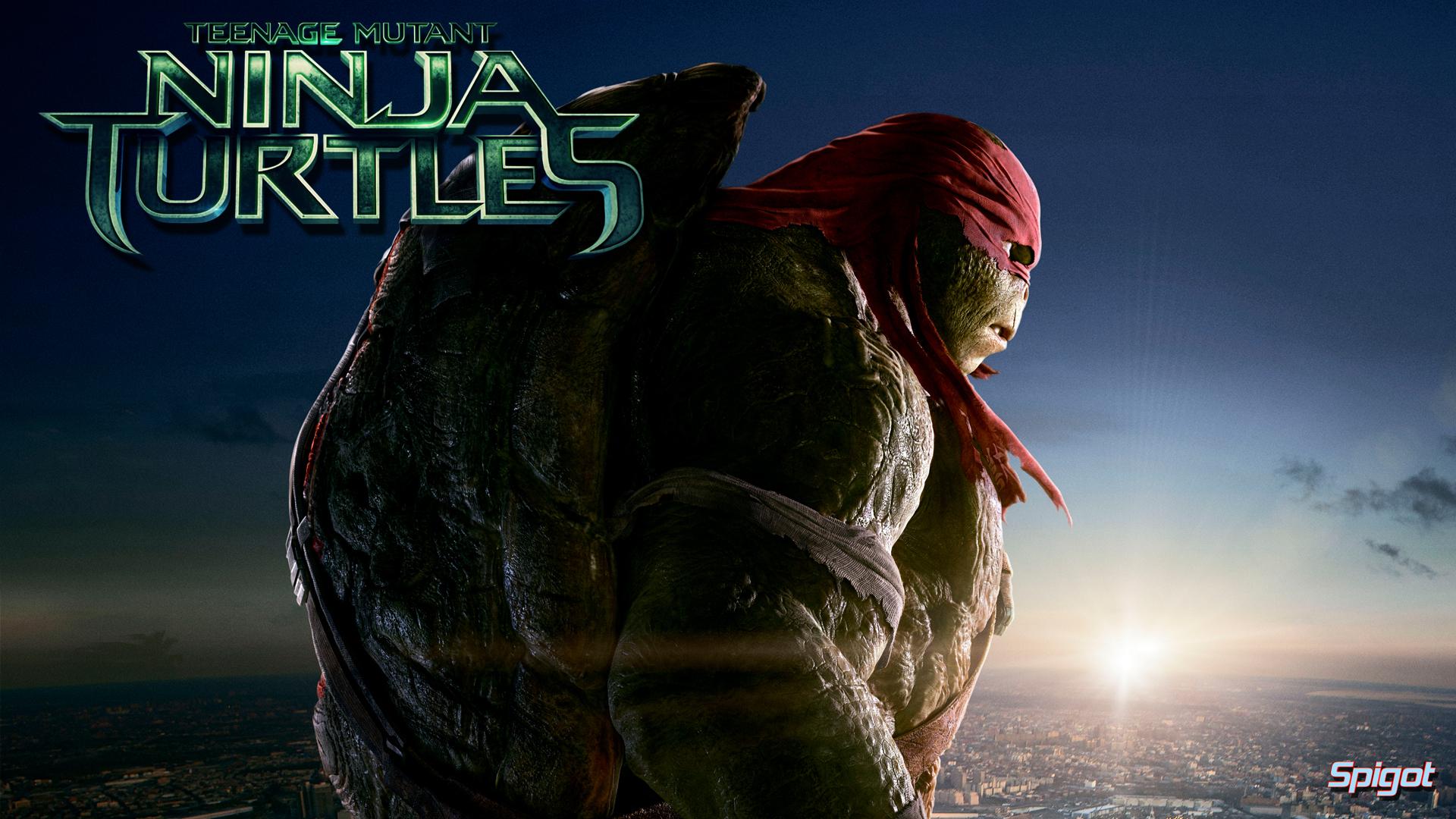 Free Download Teenage Mutant Ninja Turtles 2014 George Spigots