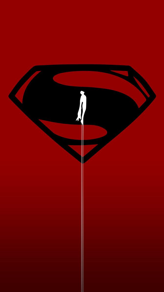Superman iPhone 6s Free Wallpaper - WallpaperSafari