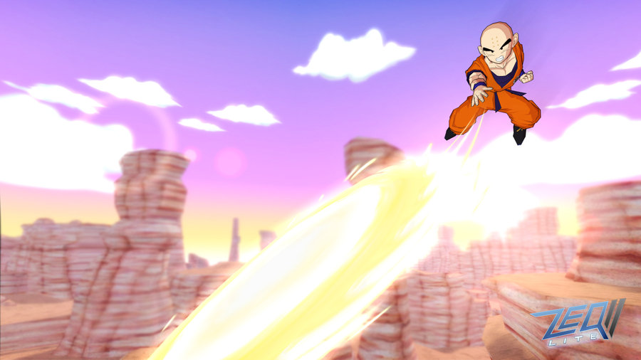 Krillin Wallpaper by Leechyox on deviantART 900x506