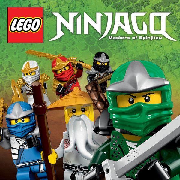 Lego Ninjago Wallpaper 600x600