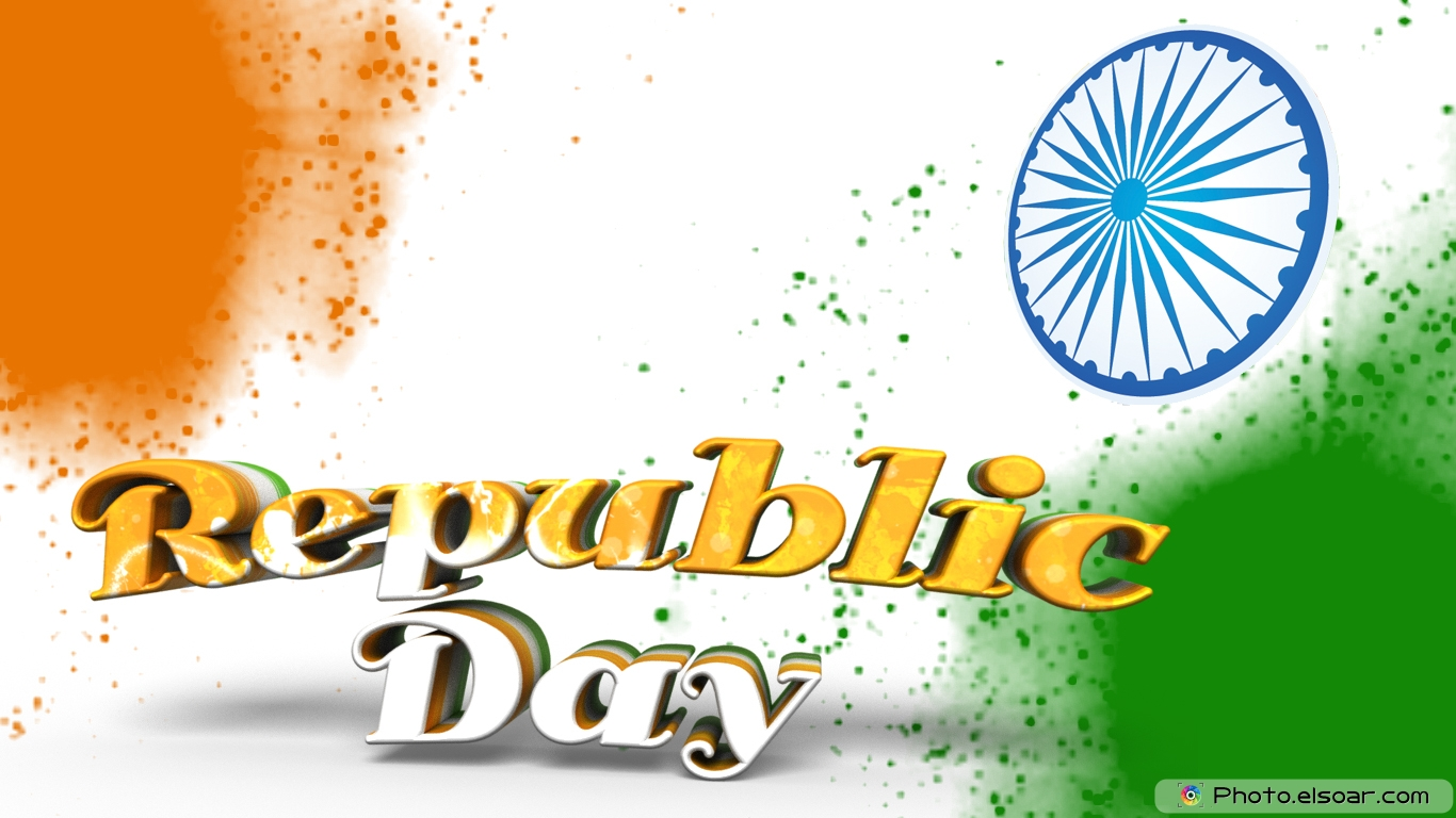 Republic Day Of India 2020 Desktop WallPapers Elsoar 1366x768