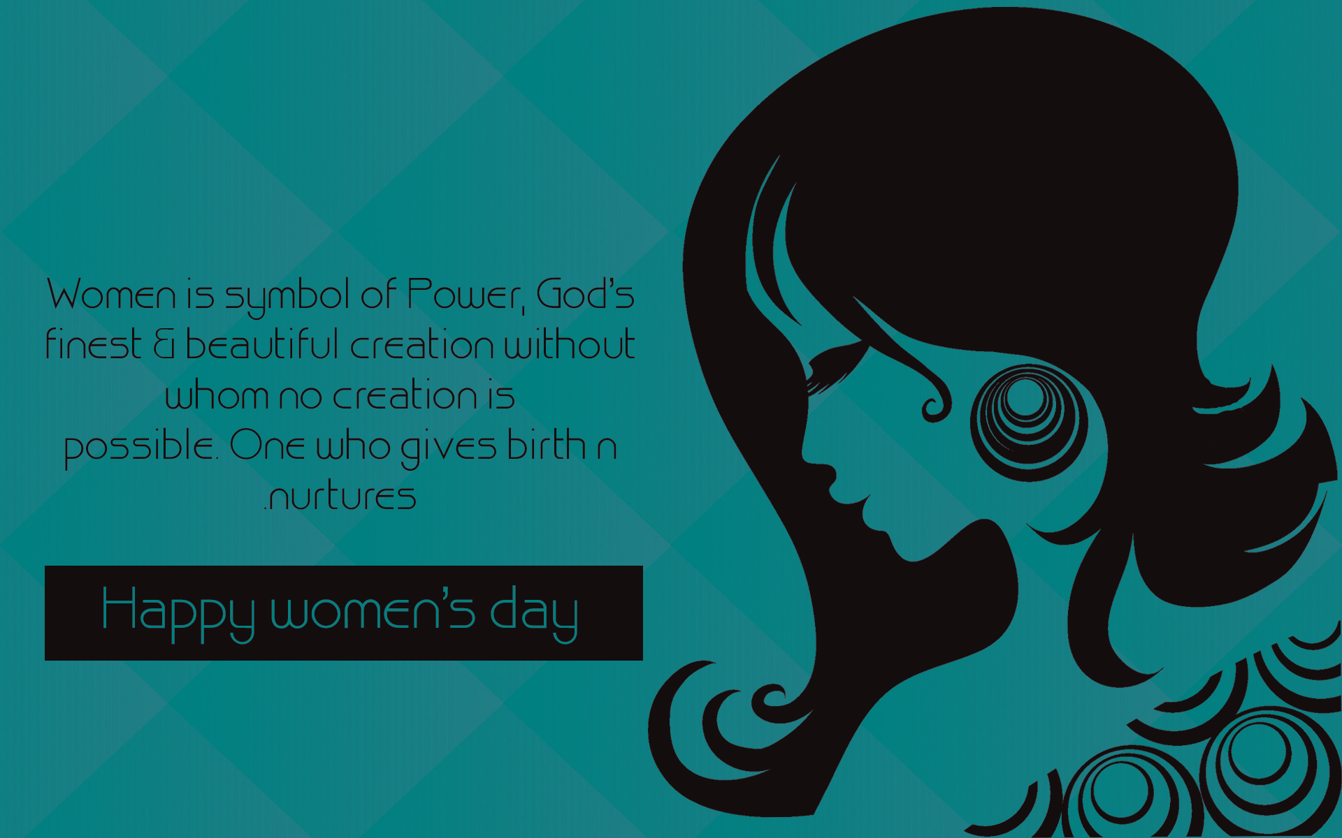 Happy Womens Day Quotes QuotesGram 1920x1200