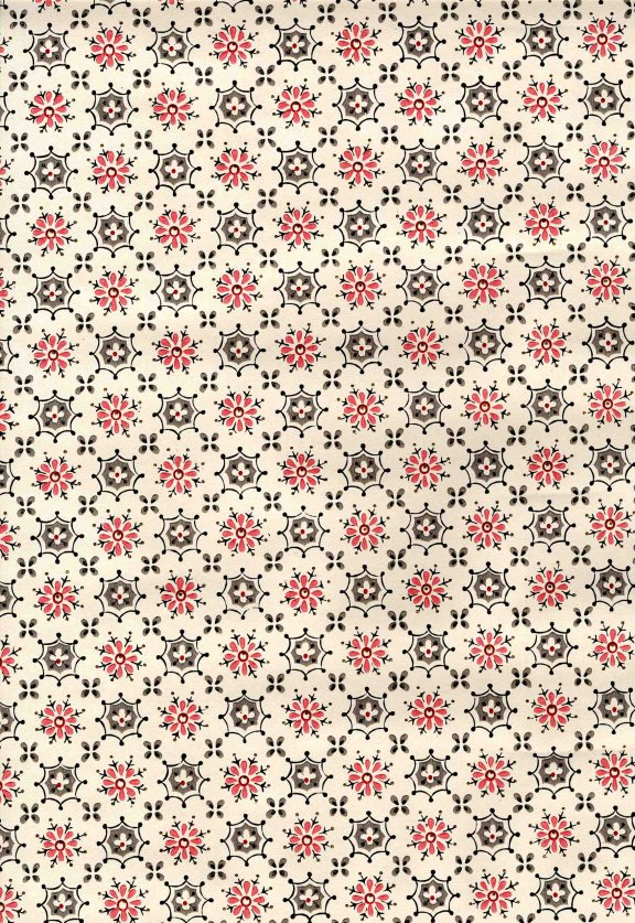Free Download Vintage 50s Wallpaper Pink And Grey Geo