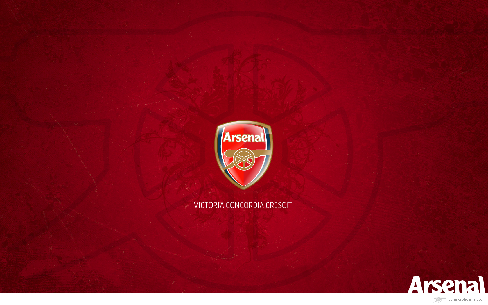 Arsenal wallpaper 1680x1050